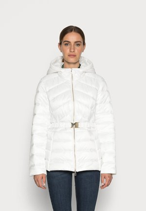 IMBOTTITO OVATT  - Winterjas - bianco lana