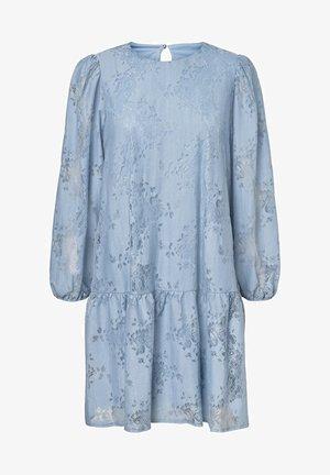 SPITZEN - Day dress - placid blue
