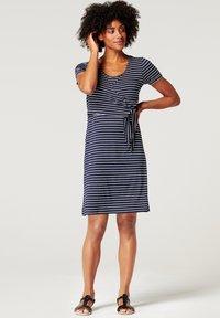 Esprit Maternity - Jersey dress - night sky blue - 1