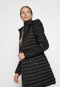 Tommy Hilfiger - COAT - Light jacket - black - 3