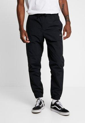 DEXTER PANT - Tracksuit bottoms - black