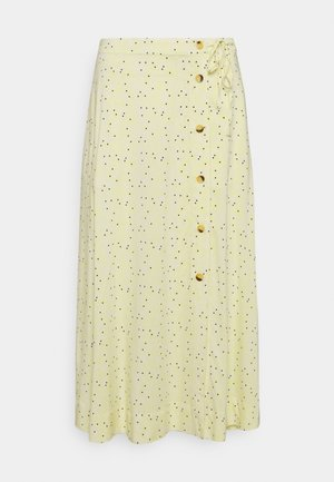 BELLA  - A-line skirt - garden glade dot