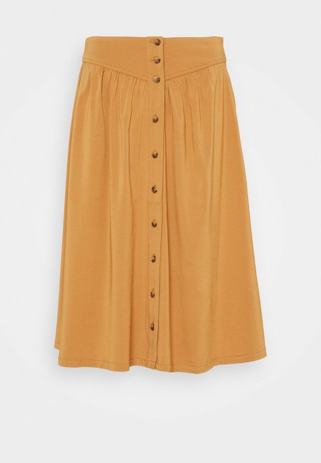 FILLANA SKIRT - A-line skjørt - lion