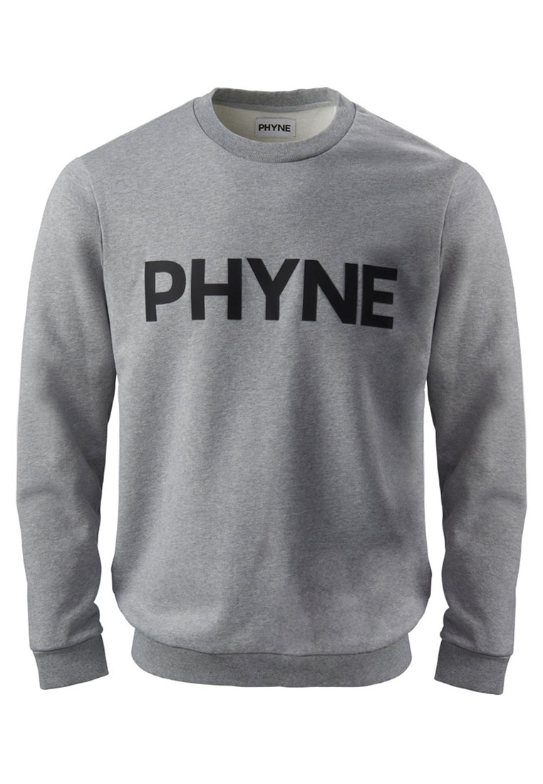 Phyne Statement - Sweatshirt Grey