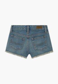 Polo Ralph Lauren - BOTTOMS - Denim shorts - dark-blue denim - 1