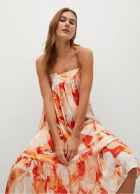 Mango - Day dress - orange - 4