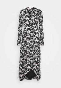 Fabienne Chapot - NATASJA DRESS - Maxi dress - black/warm white - 4