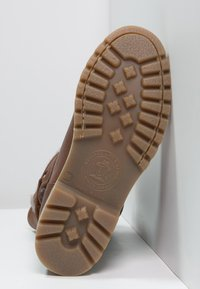 Panama Jack - FELIA IGLOO - Cowboy/biker ankle boot - cognac - 4