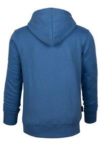 Spitzbub - KLAUS - Zip-up sweatshirt - blue - 1