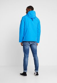 Napapijri - RAINFOREST WINTER - Windbreaker - french blue - 2