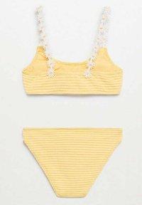Mango - RITA - Bikini - jaune pastel - 1