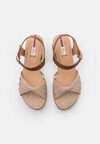 s.Oliver - Platform sandals - old rose - 5