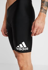 adidas Performance - FIT JAM - Uimahousut - black/white - 4
