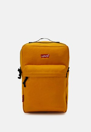 L PACK STANDARD ISSUE UNISEX - Ryggsekk - regular yellow