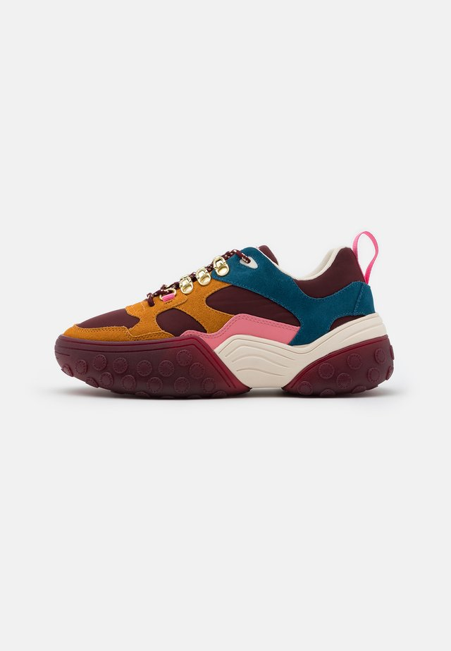 BELVA - Trainers - brodo/multicolor