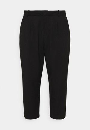 KCMETA PANTS SUITING - Bukse - black deep