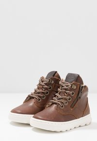 Pinocchio - Lace-up ankle boots - chestnut - 3