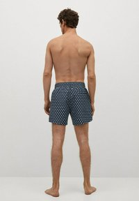 Mango - ALARO - Swimming shorts - bleu marine foncé - 2