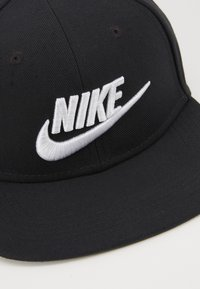 Nike Sportswear - PRO FUTURA 4 SNAPBACK - Cap - black/white - 2