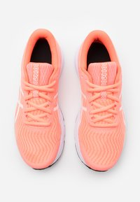 ASICS - PATRIOT 12 - Neutral running shoes - sun coral/white - 3