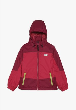JODIE JACKET - Chaqueta Hard shell - bordeaux