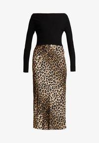 AllSaints - HERA LEPPO DRESS SET - Day dress - black - 5
