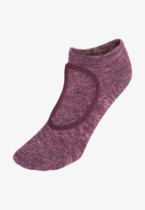 Socks - mauve