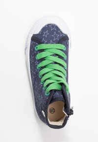 Walnut - EMPIRE - High-top trainers - dark blue - 1