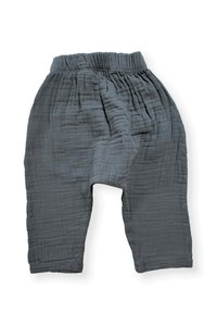 Cigit - MUSLIN  - Trousers - anthracite - 1