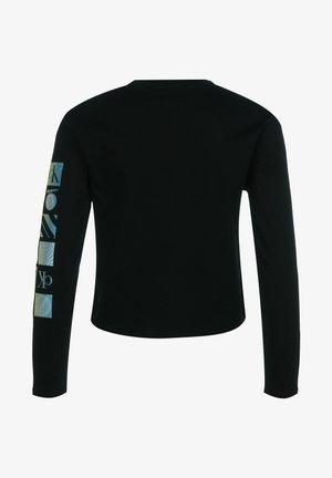 DEGRADE GRAPHIC - Langarmshirt - black