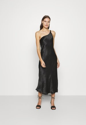 WATERS EDGE ONE SHOULDER MAXI - Occasion wear - black