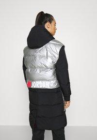 Jordan - Down coat - black/silver - 5