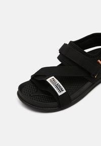 Palladium - SOLEA 2.0 UNISEX - Walking sandals - black - 6