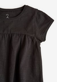 Next - Print T-shirt - black - 2