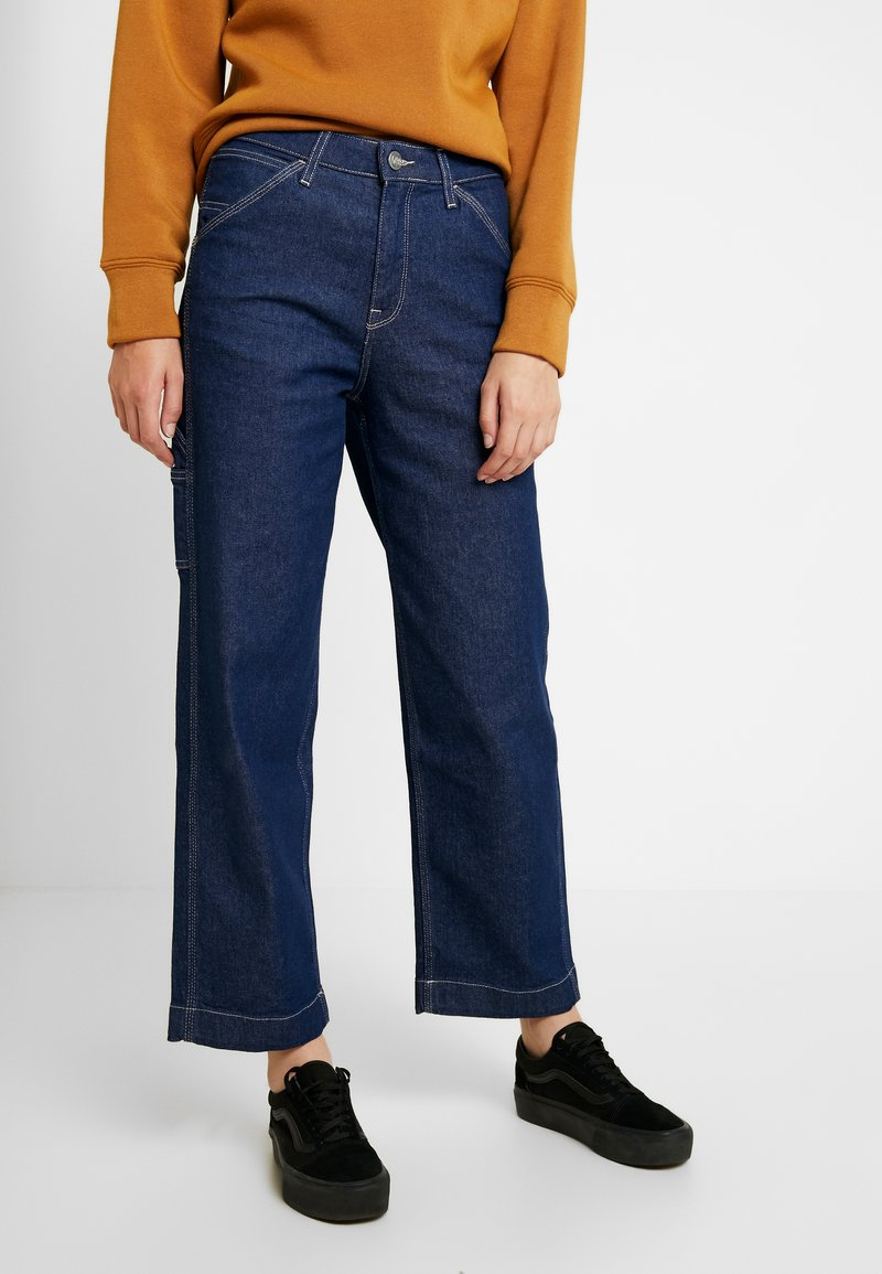 Lee - CARPENTER - Jeans a sigaretta - rinse