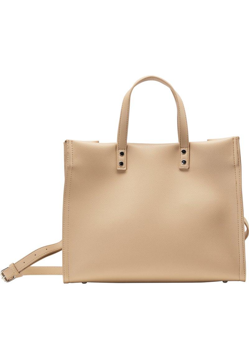 usha - HENKELTASCHE - Handbag - sand