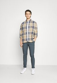 Scotch & Soda - NEW BELTED  - Chinot - blue - 1