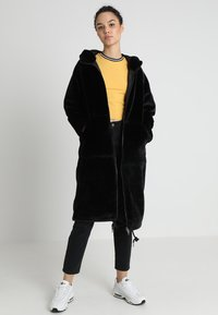 Even&Odd - Classic coat - black - 1