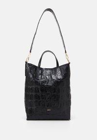 Abro - JULIE - Käsilaukku - black - 0
