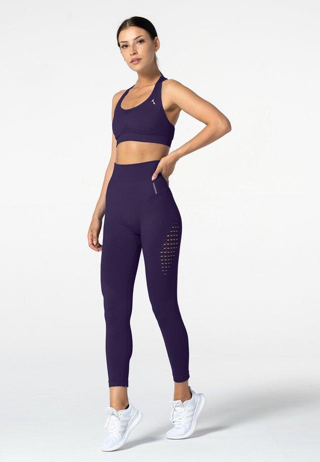 Collants - purple