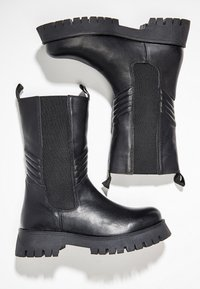 Inuovo - Boots - blackblk - 2