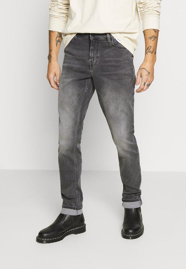 ONSLOOM SLIM ZIP SWEAT GREY  - Slim fit jeans - grey denim
