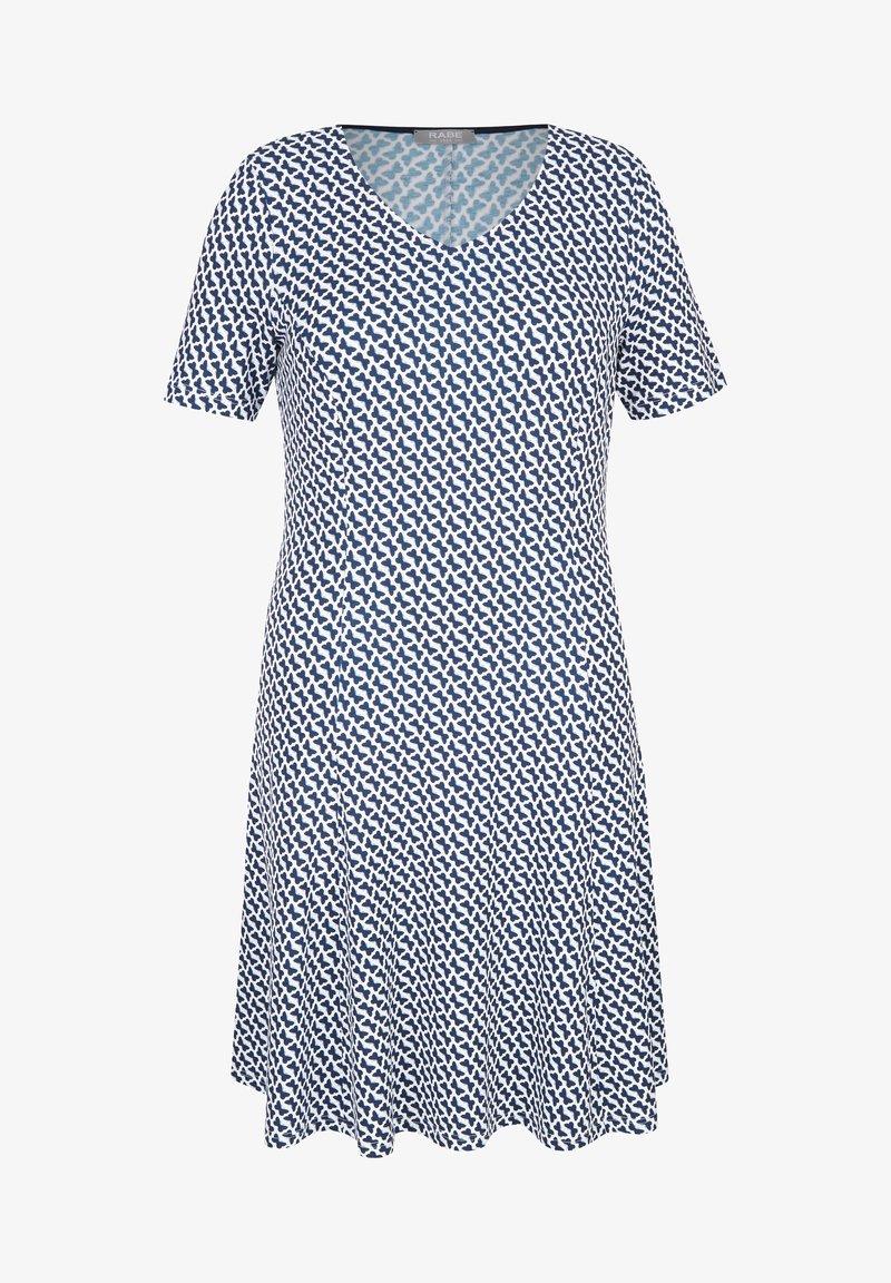 Rabe 1920 - Day dress - blau