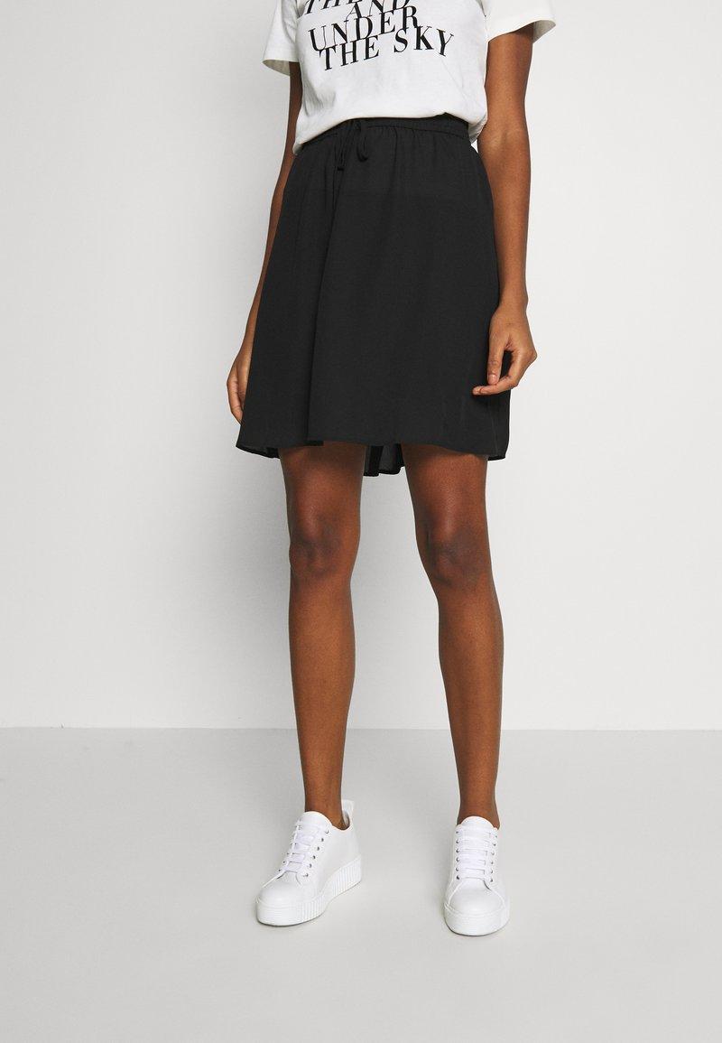 JDY - JDYNIKKY  - A-line skirt - black