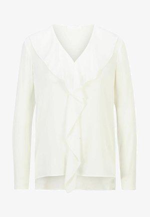 Long sleeved top - natural