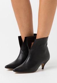 L37 - DO IT FOR MYSELF - Classic ankle boots - black - 0