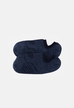 CUSHIONED FOOTIES 6 PACK - Trainer socks - jeans mouline