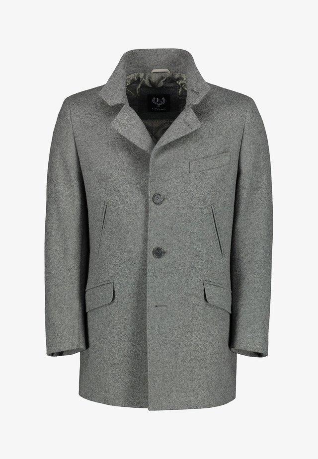 Mantel - grau