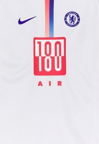 Nike Performance - CHELSEA LONDON UNISEX - Club wear - white/concord - 2