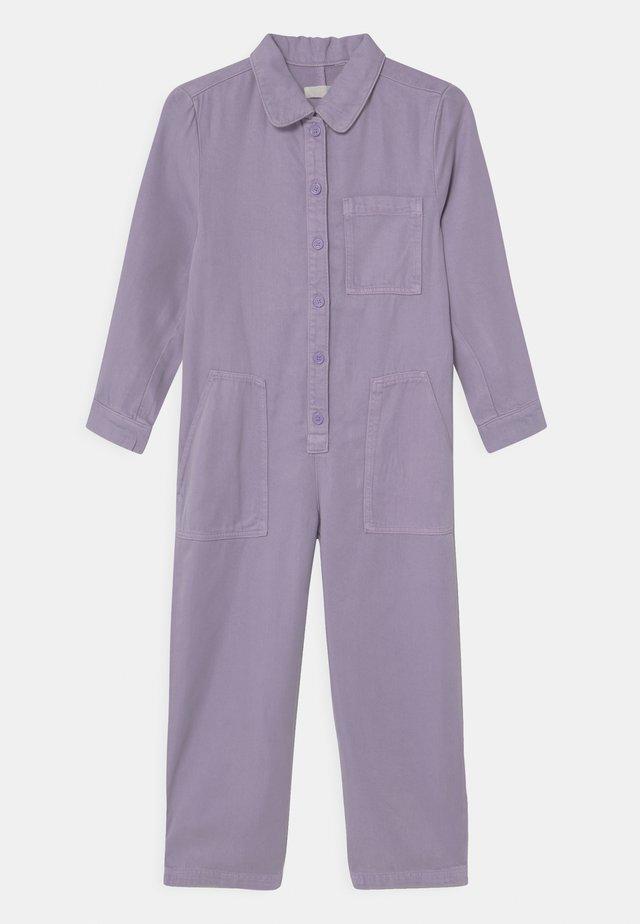 Jumpsuit - purple
